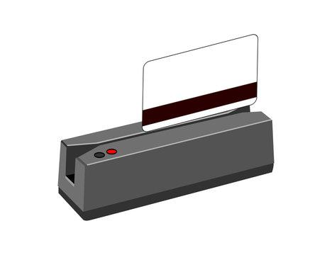 Lettore di badge - smart card