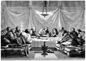 Christ : Last Supper - Ste Cene