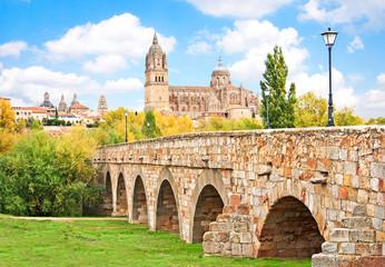 City of Salamanca, Castilla y Leon region, Spain