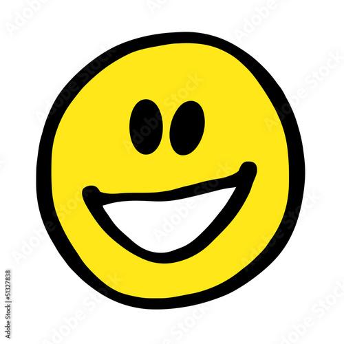 lachender smiley