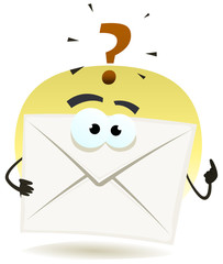 Question By Email Icon