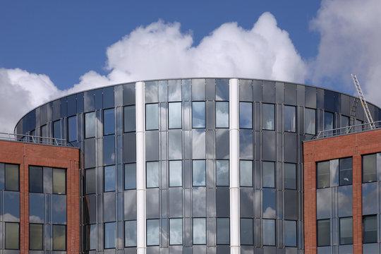 moderner Bürokomplex