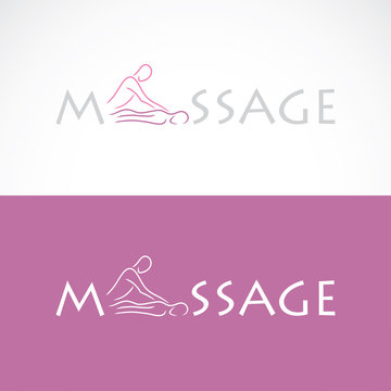 Massage label