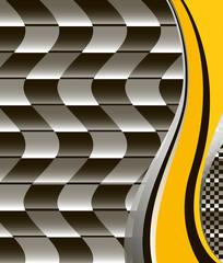 vector checkered  background. EPS10 illustration