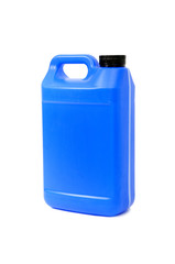 jerry can isolated on white background