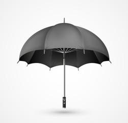 Vector detailed umbrella icon