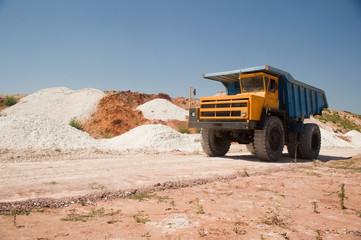Industrial Area quarry