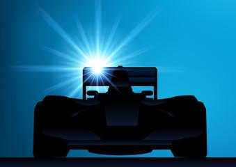 Formule 1_contre jour