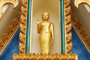Buddha stand image