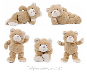 Teddy bear positions part 3 of 3