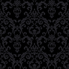 floral repeating pattern background