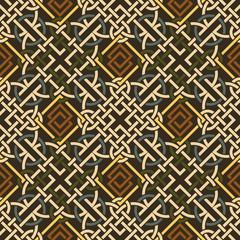 Background seamless celtic pattern