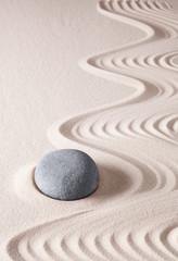 Obraz zen meditation stone - fototapety do salonu