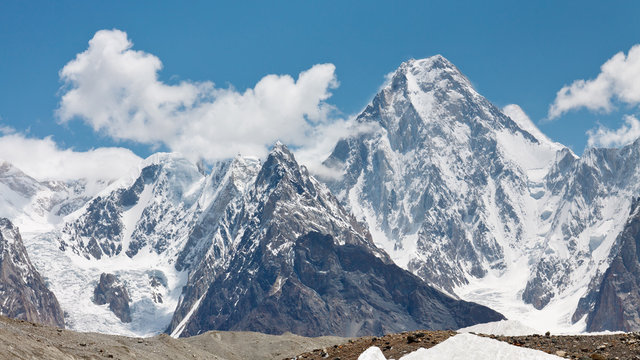Gasherbrum IV, Karakorum, Pakistan