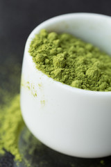 Powdered Green Tea, MatchaTea