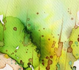 Keuken foto achterwand Schilderkunstige Inspiratie watercolor background for websites