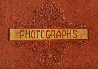 Photograph Album Cover