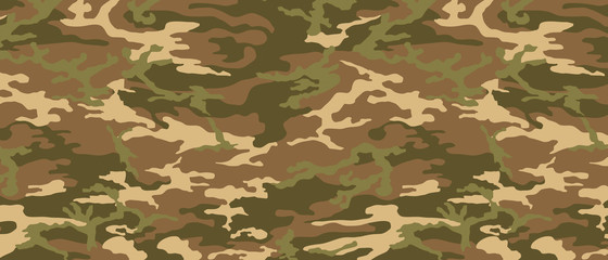 desert colored Camouflage pattern