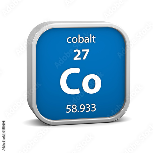 chemical element and cobalt Powdered cobalt in metal is a fire hazard common cutting tools ceramics special glasses  photo courtesy of about com chemical elements mineral information.