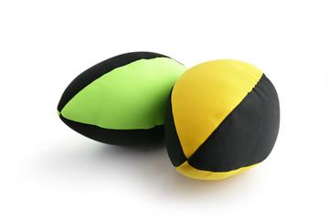 Soft toy American footballs