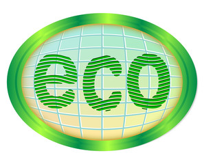 eco badge