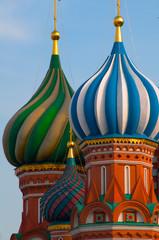 Wall Mural - Moscow Saint Basils Cathedral kupola