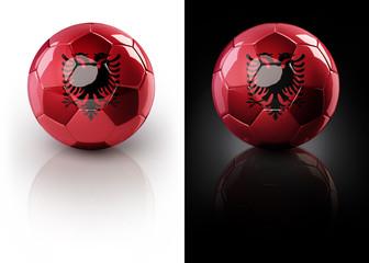 Squadra di calcio Albania