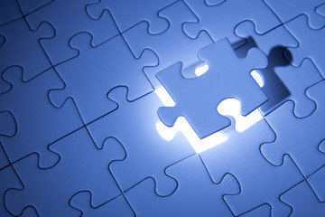 fehlende puzzleteile