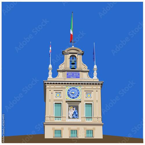 Palazzo del quirinale torretta dei venti immagini e for Interno della torretta vittoriana