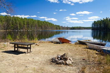 Swedish paradise for anglers