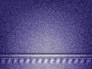 Purple jeans texture