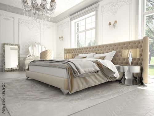 edles schlafzimmer\
