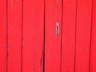 sfondo di legno verniciato rosso
