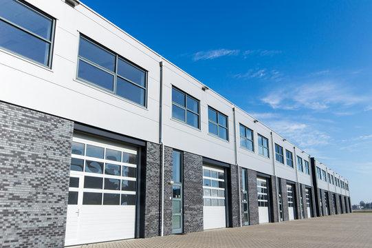 unit storage facility