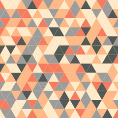 Poster ZigZag Vector abstract background for you design
