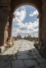 Arc de Trajan - Timgad - Algérie