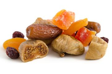 Getrocknete Früchte