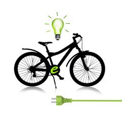 E-bike outdoor