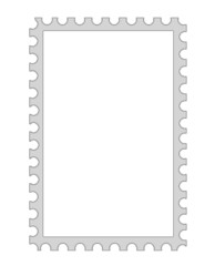 stamp Briefmarke als Vorlage