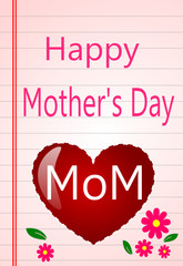 Mother's day background