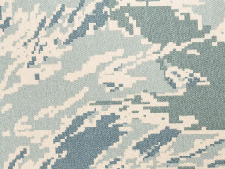 US air force digital tigerstripe abu camouflage fabric texture b