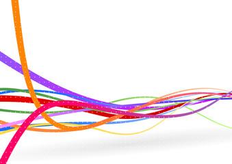 Wire background - stream line