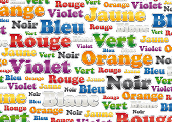 COULEURS_Poster