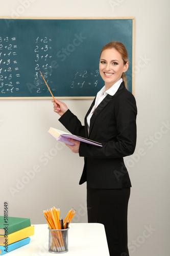Фото девушки учителя 4504 фотография