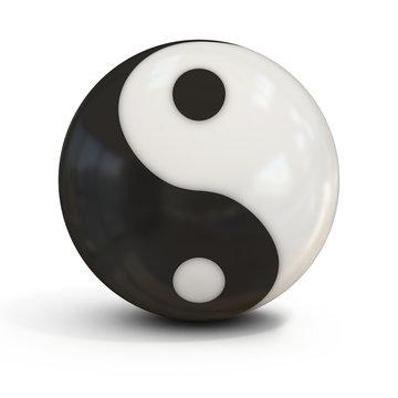 yin-yang sphere