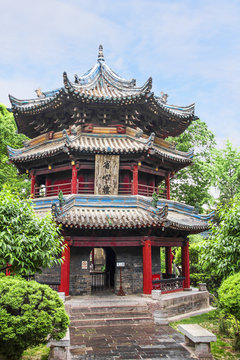 The Da Ci'en Temple, X'ian, China