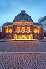 Laeiszhalle der Elbphilharmonie Hamburg