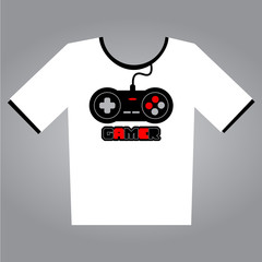 gamers t-shirt