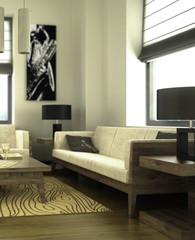 Modern Interior (detail)