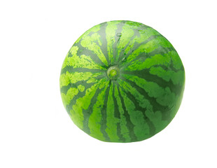 Ripe and juicy watermelon